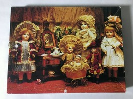 Puzzle Fancy Frilly Dolls PZL4409 (Springbok) 18 x 23.5  500+ Pieces Com... - $11.65