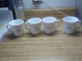 Corelle Lorraine mugs - $19.79