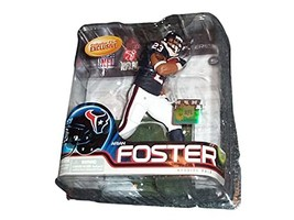 McFarlane ARIAN FOSTER collectors club Exclusive NFL 31 Rookie figure Houston Te - $24.70