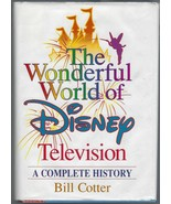 The Wonderful World of Disney Television : A Complete History by Bill Co... - $18.69