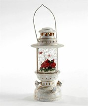 LED Cardinal Water Lantern Decoration  - NEW