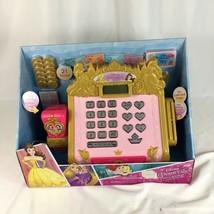 Disney Princess Royal Boutique Cash Register Toy Pretend Play Money Store - $37.40