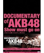 DOCUMENTARY of AKB48 Group (DVD 2SET) Show must go on Special Edition Ja... - $35.00