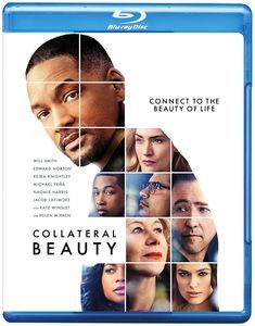 Collateral Beauty (2017) Blu-ray