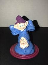 Disney's Seven Dwarfs Dopey and Sneezy Spinning Toy - $9.75