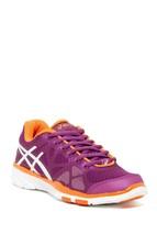 ASICS Gel Harmony Trainer Purple Sneakers Shoe Size 8 - $38.61