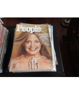 PEOPLE MAGAZINE , 5/17/76 ,GOLDIE HAWN , Thalassa Cruso , Givenchy , Quake - $24.75
