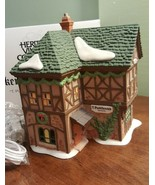 Dept 56 Dickens Village Series T PUDDLEWICK SPECTACLE SHOP One of Wrenbu... - $18.00