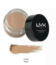 NYX Cosmetics Full Coverage Concealer Jar CJ06 Glow Sealed! - $4.94