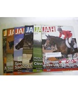 5 Breyer JAH Just About Horses Magazines  4-2006 1-2005 1-2007  Back Issues - $15.00