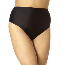 St. John's Bay Black Swim Bottoms Plus Size 16W, 18W, 22W New Msrp $52.00 - $24.99