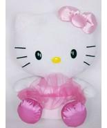 """Ty Hello Kitty Ballerina Pink Tutu Plush Stuffed Animal Toy 2012 12"""" - $21.23"""