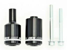 OES Frame Sliders & Spools Fits 05 06 Suzuki GSXR1000 GSXR 1000 GSX-R1000 No Cut - $69.99