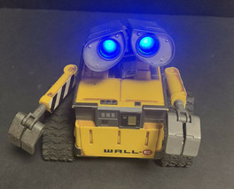 """Electronic interactive talking wall-e robot disney 'think' track toy 7 """"... - $46.27"""