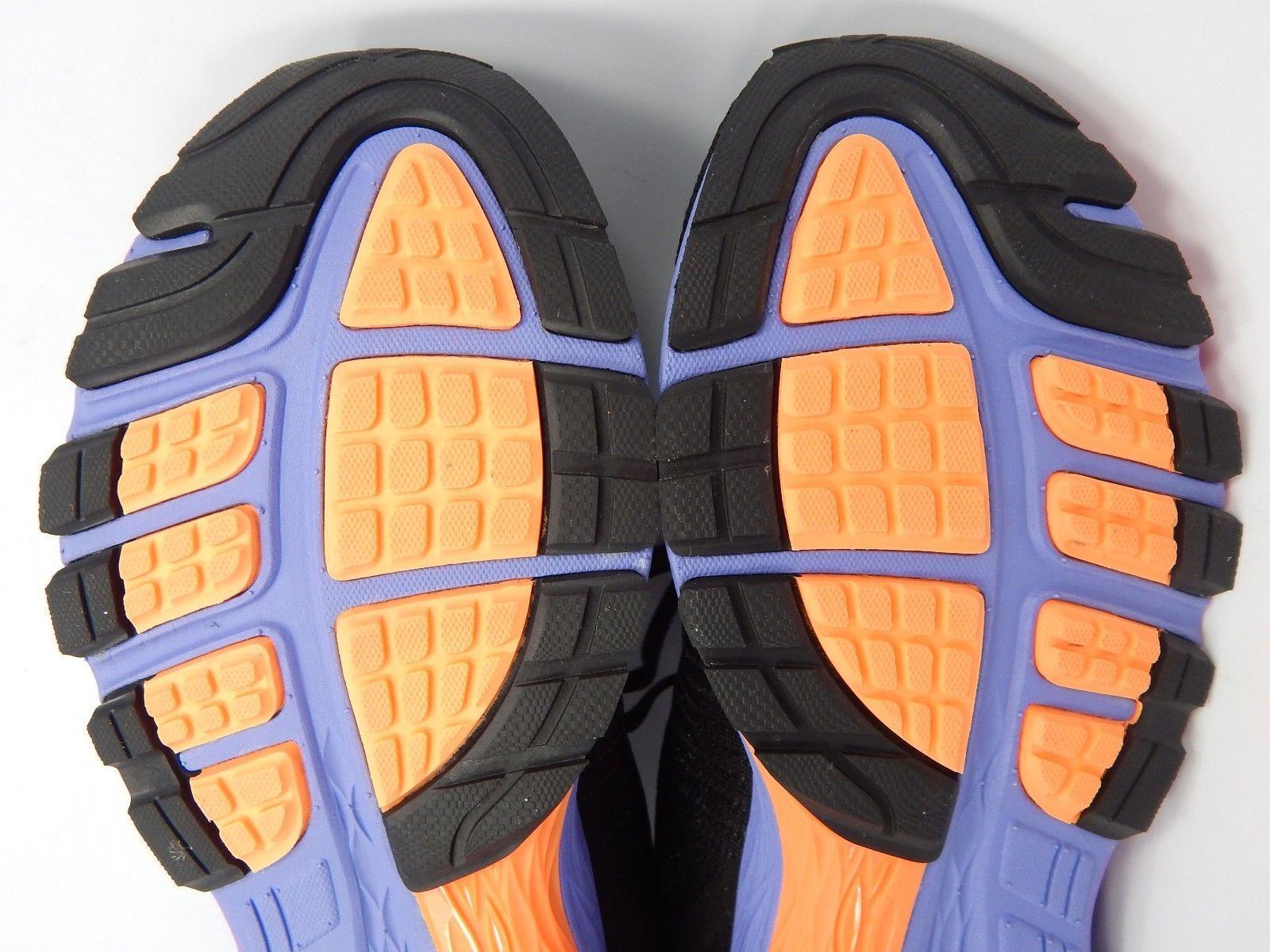 Asics Dynaflyte Size US 9.5 M (B) EU 41.5 Women's Running Shoes Black T7D5N