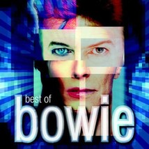 David Bowie  (Best of Bowie ) 2 CD SET - $10.98