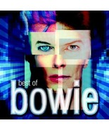 David Bowie  (Best of Bowie ) 2 CD SET - $10.98