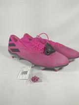 Adidas Nemeziz 19.1 SG - Active pink/black/Solar rose Sz 13 pro edition - $127.71