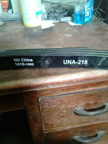 UNA-218 Trailer Leaf Spring ( jew)