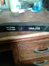 UNA-218 Trailer Leaf Spring ( jew)