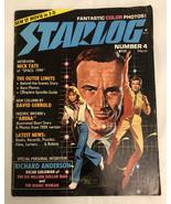 Starlog No. 4 The Magazine Of The Future- Six Million Dollar Man/ March ... - $16.46