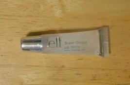 ELF (E.L.F.) Super Glossy Lip Shine SPF 15, # 2812, Cream Brulee - $7.69