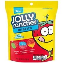 Jolly Rancher Misfits 2 in 1 Gummies - $7.87