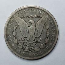 1899 MORGAN SILVER $1 DOLLAR Coin Lot# A 166 image 2