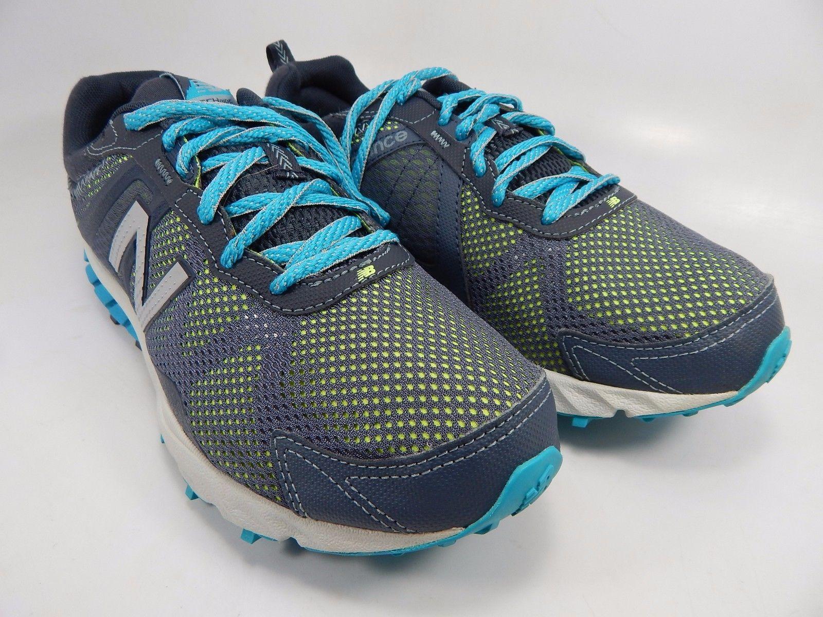 New Balance 610 v5 Women's Trail Running Shoes Size US 9 D WIDE EU 40.5 WT610LG5