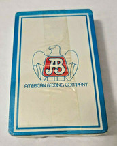 American Bedding Company Advertising Deck of Liberty Playing Cards   (#21)