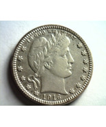1916-D BARBER QUARTER EXTRA FINE XF EXTREMELY FINE EF FROM BOBS COINS FA... - $57.00