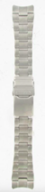 ORIGINAL CITIZEN WATCH BRACELET SILVER TONE TITANIUM PART # 59-S02041 - $198.00