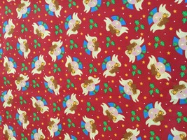 TRENA'S LITTLE  BIT OF CHRISTMAS -  FROM GENERAL FABRICS - 1/2 YARD INCR... - $81,72 MXN