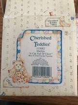 Cherished Teddies MARILYN A Cup Full of Cheer 135682 in Box - $25.85