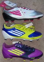 New Womens adidas F30 adiZero TRX FG Soccer Cleats MSRP $105 - $51.43+