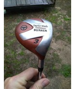 TaylorMade Burner bubble 3 wood driver vintage golf club - $32.73