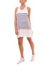 Sundry Women's Authentic Racerback Dress Relaxed White Size US 1 RRP $12... - $42.07