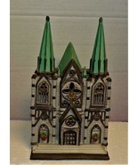 Department 56- Christmas in the City- The Cathedral-MINT-SUPER SALE REPA... - $15.68