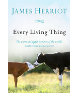 Every Living Thing (All Creatures Great and Small Book 5) James Herriot ... - $13.50