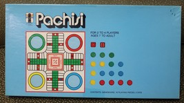 Vintage Board Game Pachisi Rainbow Works 1974 Board Game 75988 in Great ... - $17.75