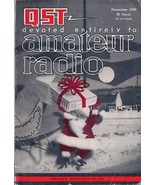 QST December 1962 Magazine Amateur Radio - $2.50