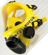 Full Face Yellow Facepiece GENUINE Gas Mask Respirator BRIZ GP-9 2018 ne... - $50.99