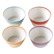Royal Doulton 1815 Cereal Bowl, Brights, Set of 4 (Cereal Bowl) - £27.46 GBP