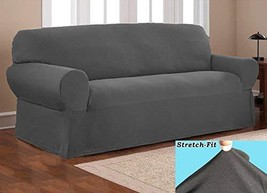 Orly'sDream Stretch Form Fit Thick Polyester/Spandex Jersey Fabric Sofa ... - $49.48