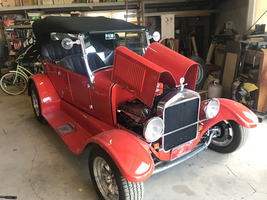 1926 Ford Model T Touring For Sale In MIRA LOMA, CA 92509 image 1