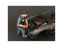"""Chop Shop\"" Mr. Chopman Figure for 1:24 Scale Models by American Diorama - $15.76"