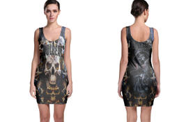 Volbeat Stage BODYCON DRESS - $23.99+