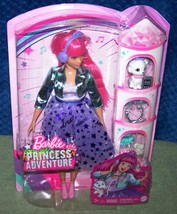 Barbie PRINCESS ADVENTURE Deluxe Princess Daisy Doll New - $14.88