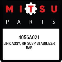 4056A021 Mitsubishi Link assy, rr susp stabilizer bar 4056A021, New Genu... - $111.37