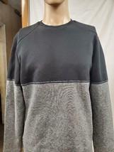Adidas Mens Golf Adicross Long Sleeve Fleece Sweatshirt Size Medium FJ6714 - $39.99
